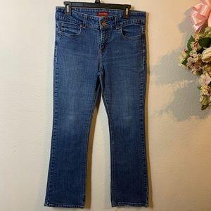 Women's Levi's 526 Slender Boot Cut Jeans